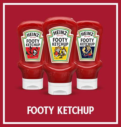 Footy Ketchup