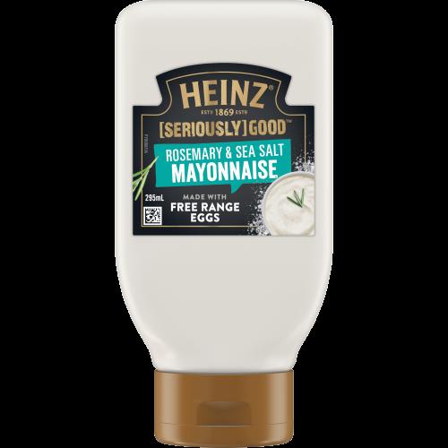 Heinz [Seriously] Good Rosemary & Sea Salt Mayonnaise