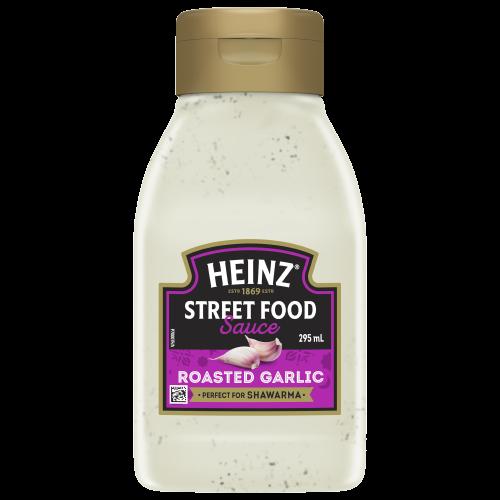 Heinz Street Food Roasted Garlic Sauce