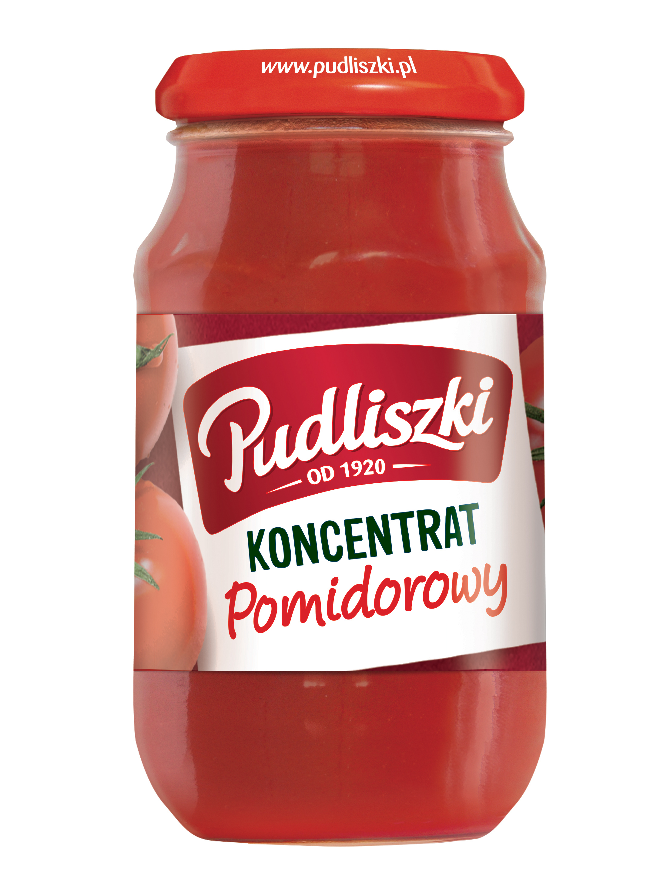 Koncentrat pomidorowy 310 g image
