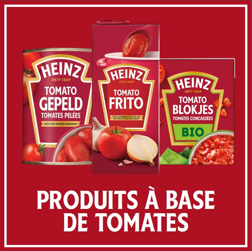 Produits à Base de Tomates
