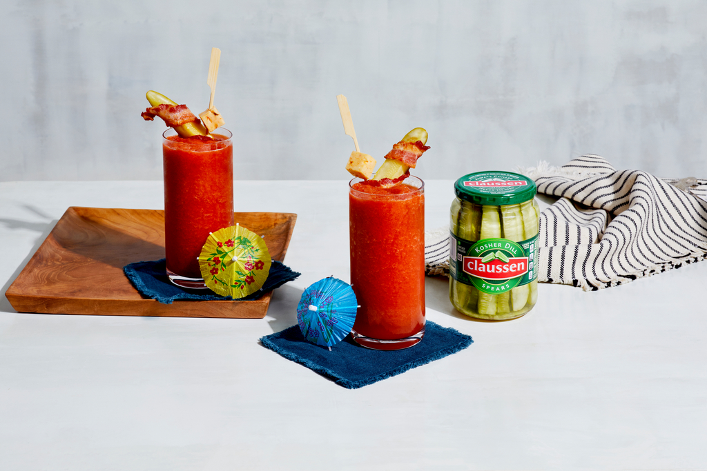Spicy Blended Bloody Mary