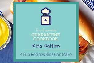 The Essential Quarantine Cookbook - Kids Edition
