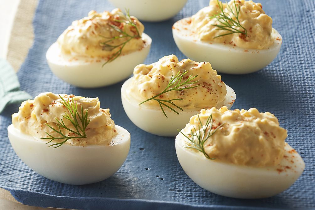 Devilled Egg Recipes