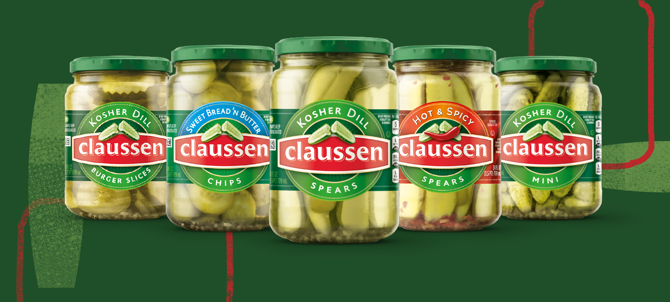EXPLORE OUR PICKLES