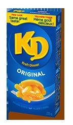 Kraft Dinner Mac & Cheese