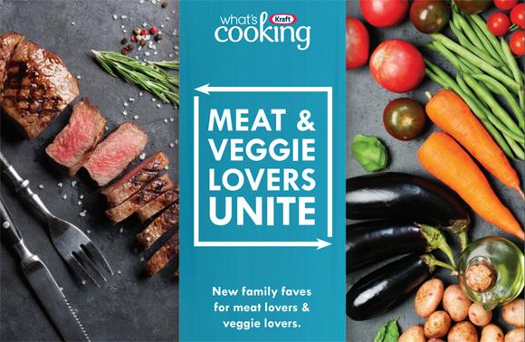 Meat & Veggie Lovers Unite!