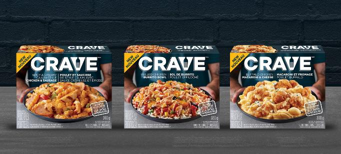 Crave Meals - Category Banner Image