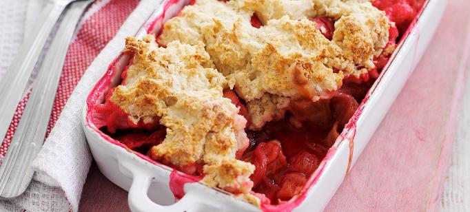 Crisp, Crumble & Cobbler Recipes - Category Banner Image