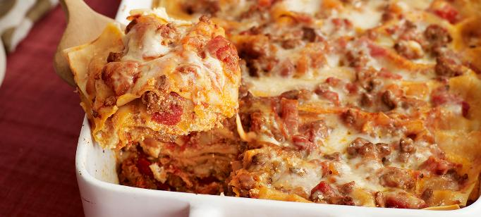 Lasagna - Category Banner Image