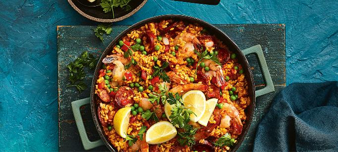 Latin American Recipes - Category Banner Image