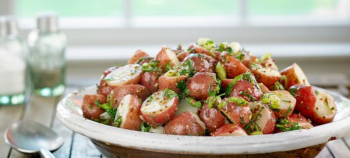 Potato Salad Recipes - Category Banner Image