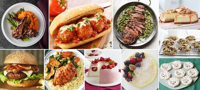 Delicious Recipes for The Family - Category Banner Image