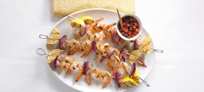 Shellfish Recipes - Category Banner Image