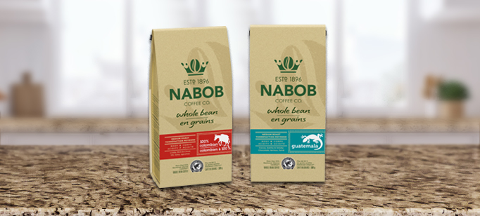 Nabob Whole Bean image